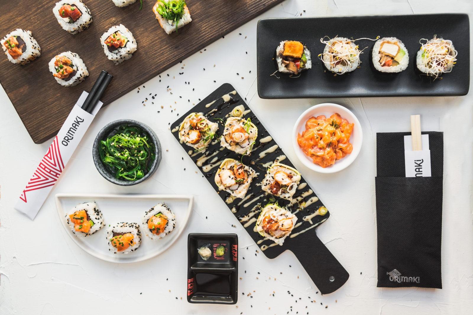 Sushi premium, para gente premium