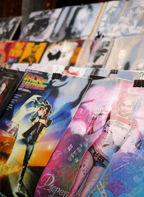comprar comics en Barcelona
