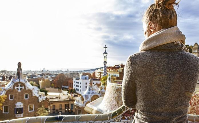 planes de invierno en Barcelona