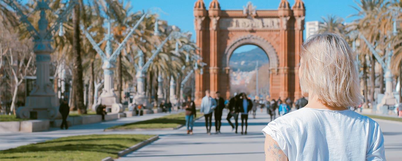 Planes en Barcelona para la primavera