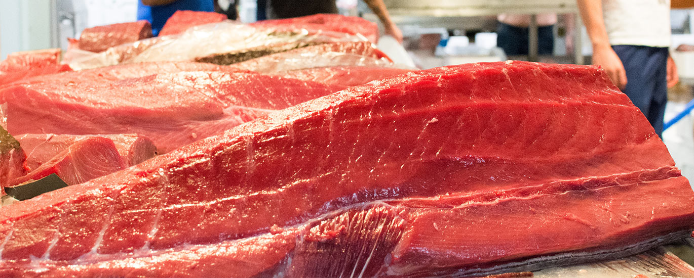 Descubre las variedades de pescado en nuestros rolls