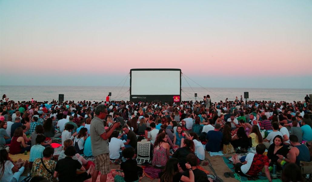 Plan verano Barcelona - Cine lliure