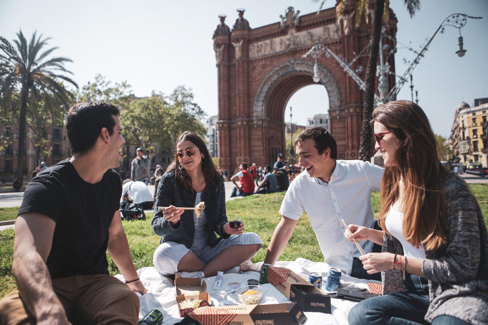 Planes en Barcelona para el verano