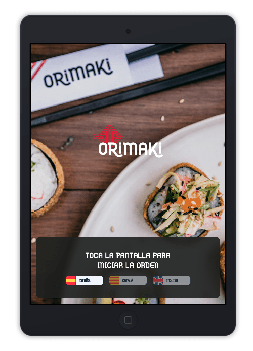 ¿Comprar Orimaki desde un Kiosk en Barcelona?