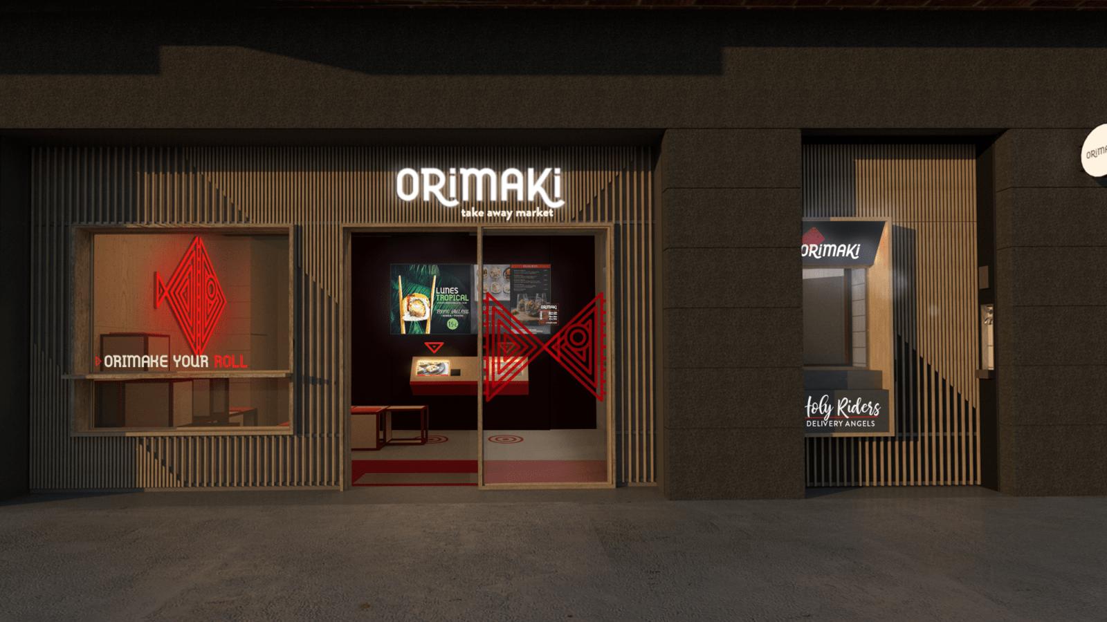 ¡Orimaki Take Away Market, un nuevo templo para los foodies!