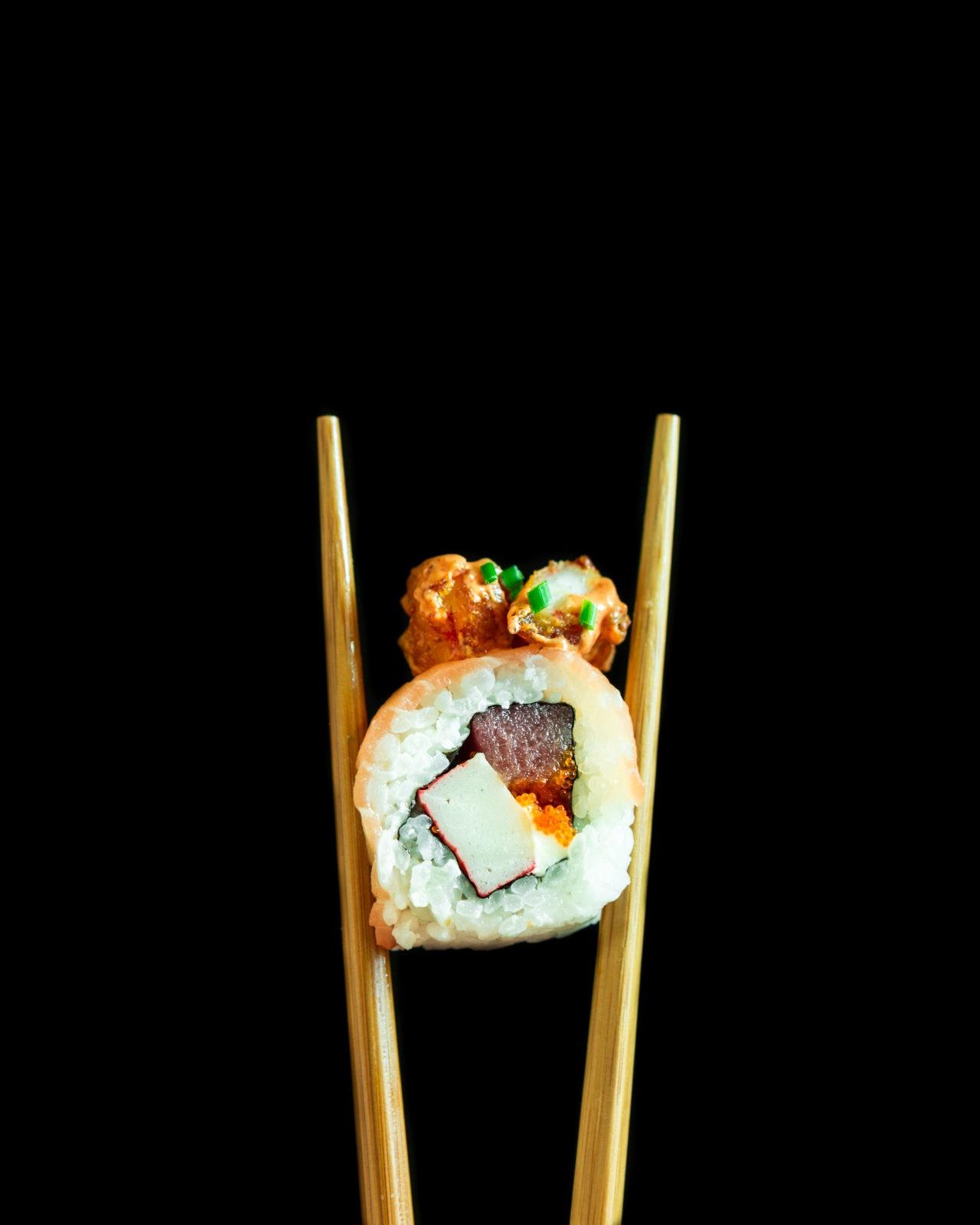 Orimaki Sushi Roll