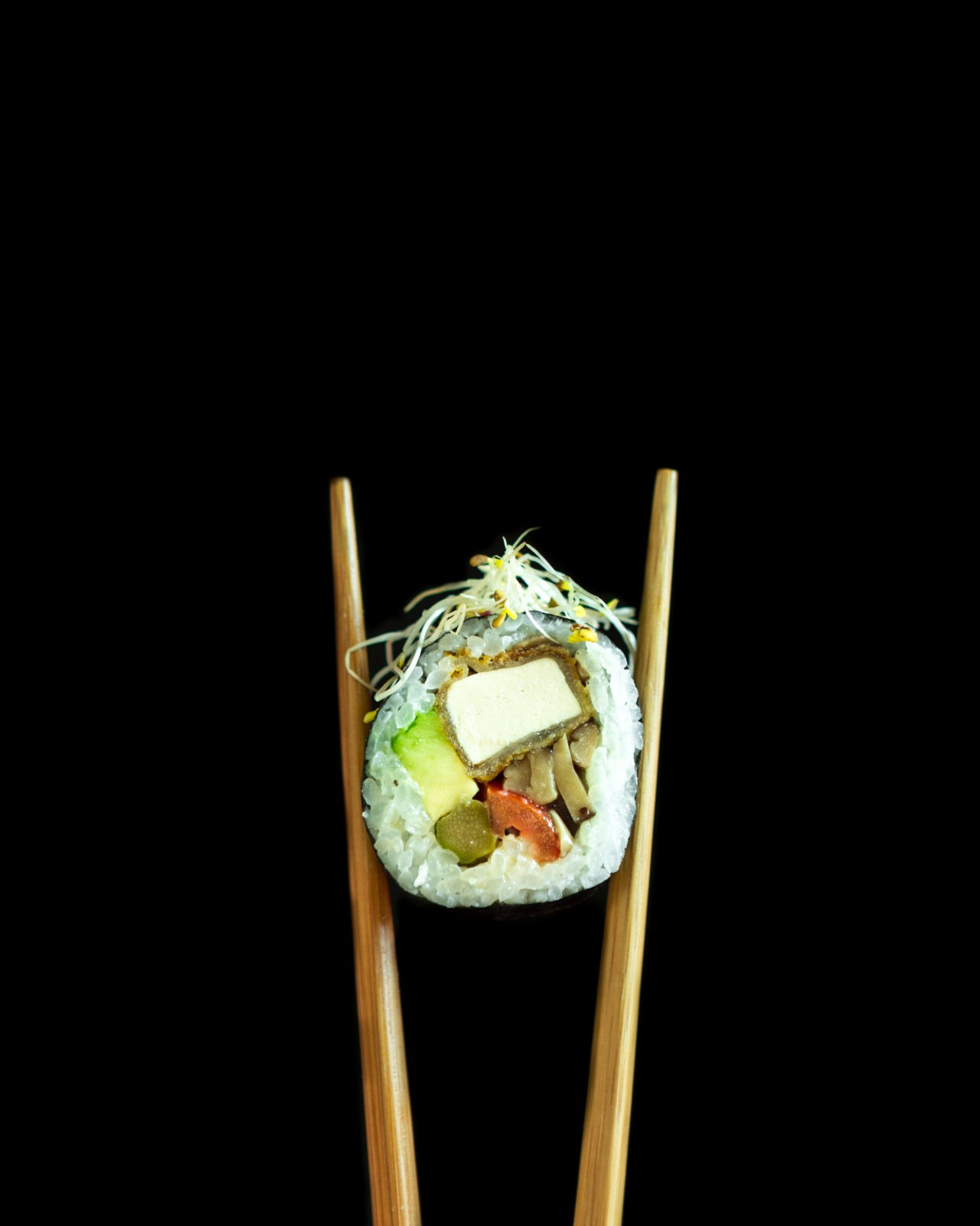 Sushiitake Roll