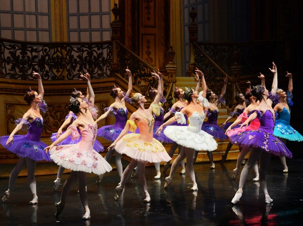 palau de la musica ballet