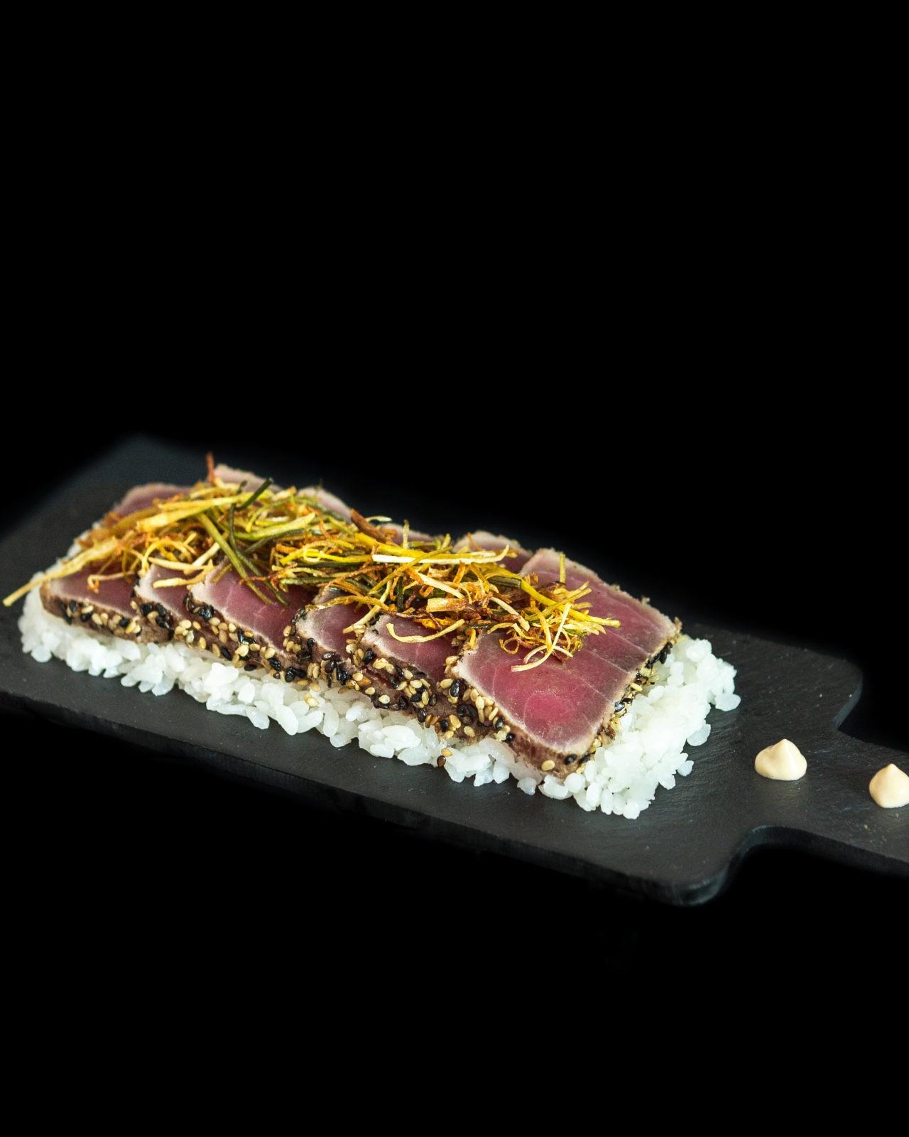 Descubre los beneficios del salmón y del atún, productos Orimaki gourmet