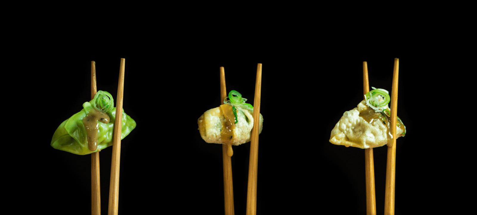 Gyozas, las empanadillas asiáticas que te hacen enloquecer