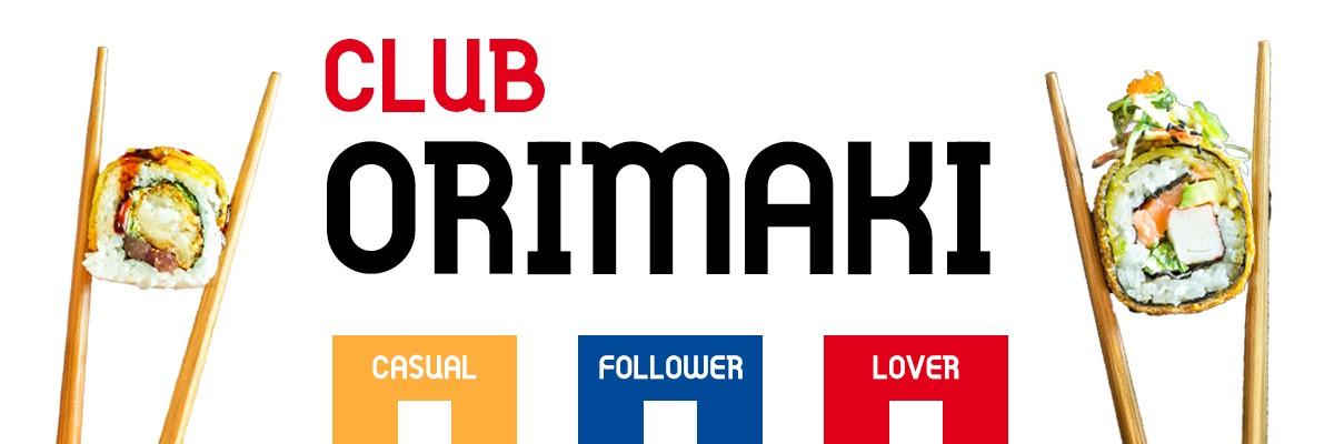 Haz tu pedido en Orimaki.com y gana beneficios