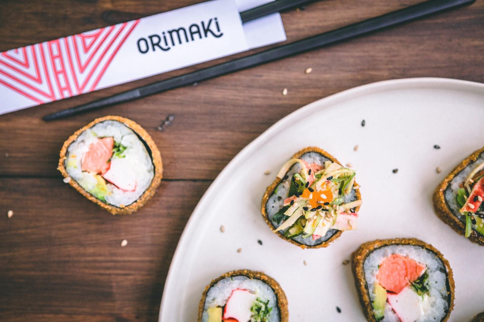 Los diez rolls gourmet más increibles