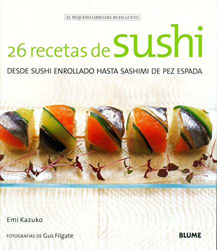 26 recetas de sushi - Emi Kazuko