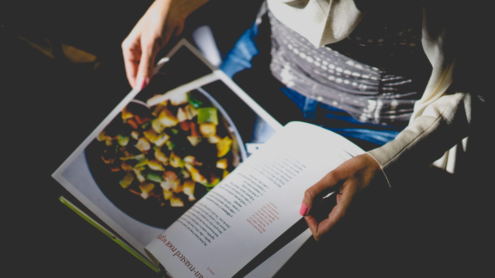 Cinco lecturas recomendadas de gastronomía