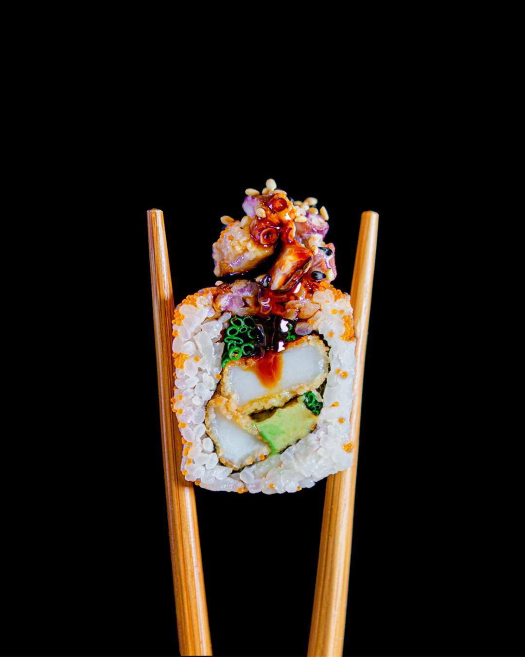 Maremare Roll, el roll más fresco de Orimaki