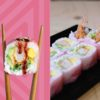Orimaki pink roll