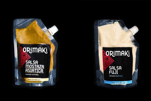 salsas orimaki