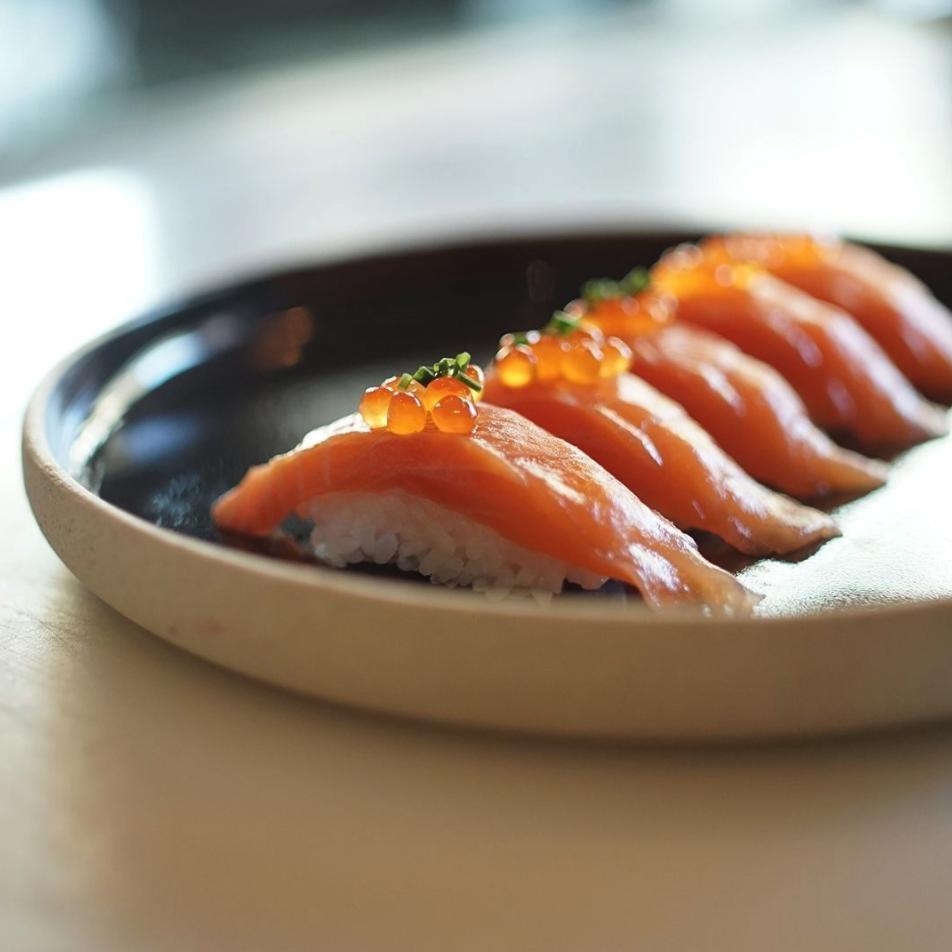 sushi fresh nigiri