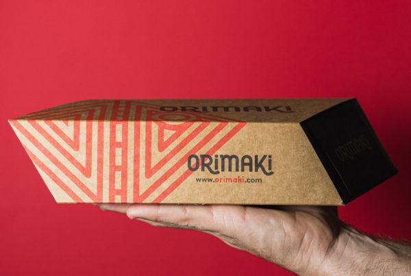 Orimaki sushi travessera
