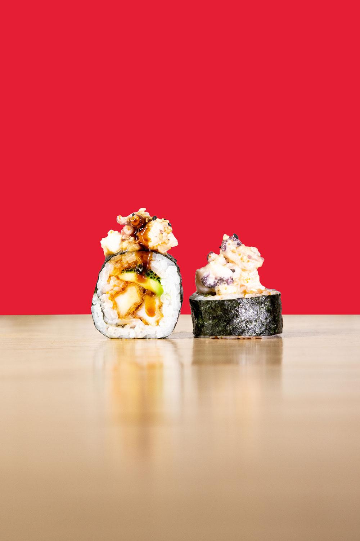 Las novedades en Orimaki Sushi para verano