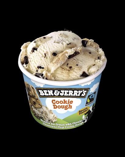 Tarrina helado Cookie Dough